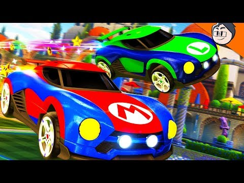 DRIVING SUPER MARIO CARS!?