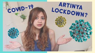 Istilah COVID-19 (Virus Corona) dan artinya: lockdown, pandemi
