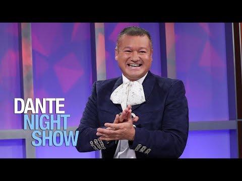 """Entrevista a Pepe Martínez Jr del gran """"Mariachi Vargas de Tecalitlán"""" - Dante Night Show"""