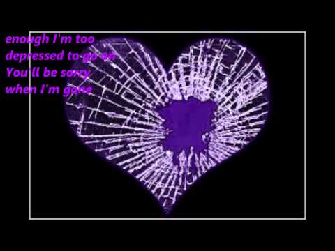 Lifehouse, Falling even more inlove with you, Blink182, Adam's song. Lyrics