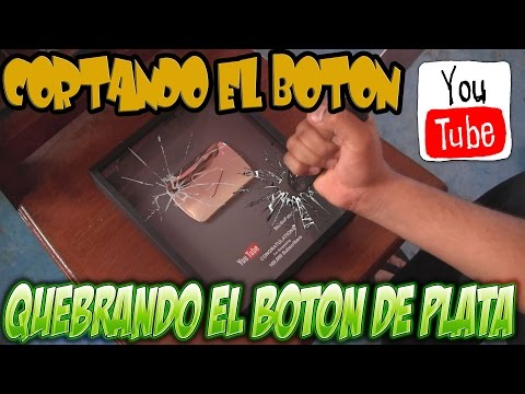 Thumbnail: CORTANDO EL BOTON DE YOUTUBE | CORTANDO O BOTÃO DO YOUTUBE