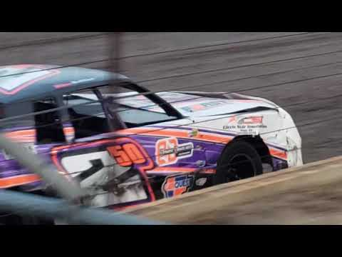 Hobby stock heat Salina Speedway 5.17