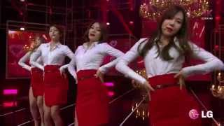 Repeat youtube video AOA - Miniskirt(Miniskirt) (Japanese Version). 4K60fps