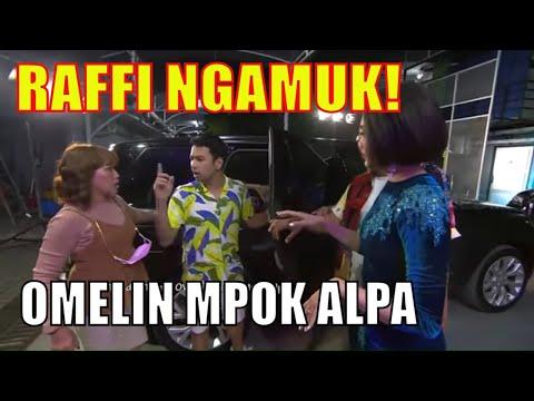 Raffi Ahmad NGAMUK, Tersinggung Sama Mpok Alpa!   OPERA VAN JAVA (16/03/21) Part 1