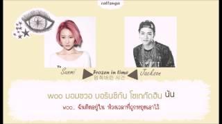 [Thaisub] Sunmi - Frozen In Time (Feat. Jackson of GOT7)