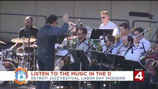 Live in the D: Music Monday - Detroit Jazz Festival