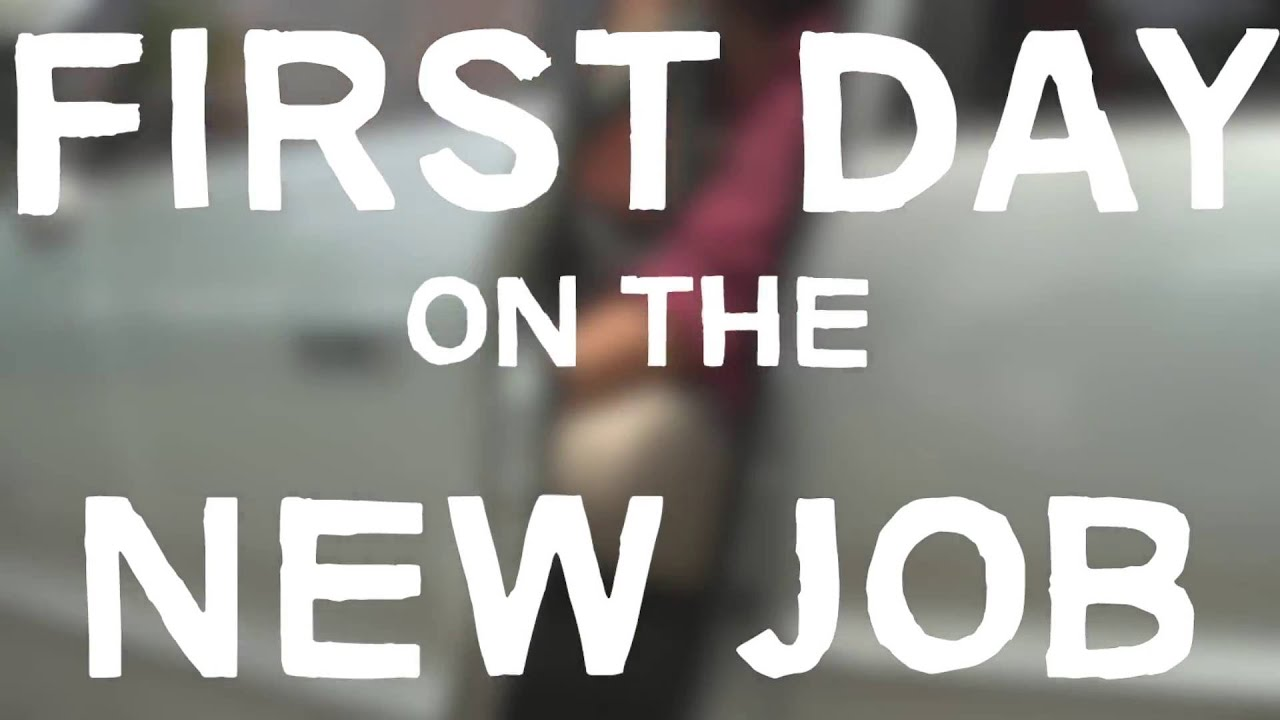 first day on the new job my rode reel 2016 first day on the new job my rode reel 2016