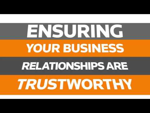 Enhance, Simplify, Protect Using Thomson Reuters Enhanced Due Diligence