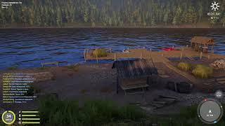 Русская рыбалка 4 Начнем с сома а там как пойдет