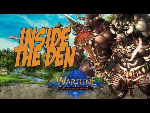 Wartune Gameplay Review Inside the Den HD Feature