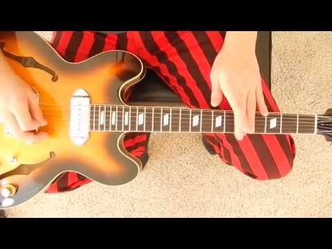 the beatles - for you blue - full band cover - guitar cover