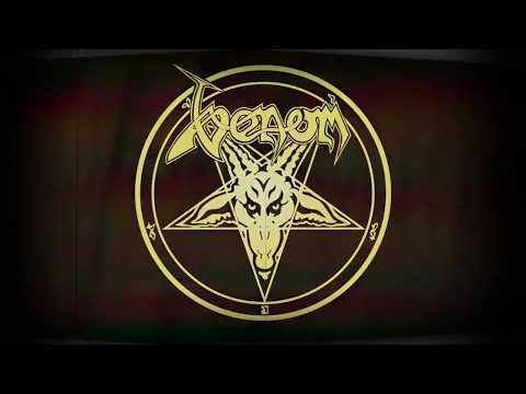 Venom 'In Nomine Satanas' unboxing video