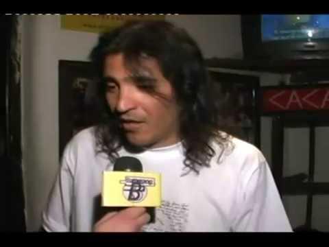 Entrevista Felipe Staiti junto con Juanse y Charly García