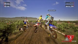 MXGP 3 - The Official Motocross Videogame Gameplay (PC HD) [1080p60FPS]