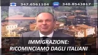 Immigrazione: ricominciamo dagli italiani!