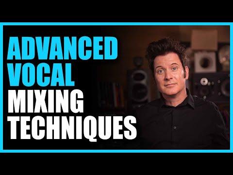 Advanced Vocal Mixing Techniques - Warren Huart: Produce Like A Pro
