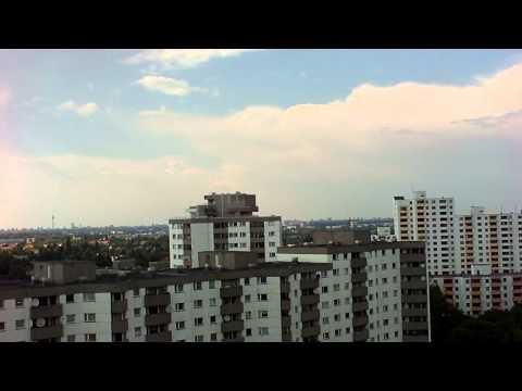 Aussicht Berlin-Gropiusstadt nach Norden (Stadt Mitte City)