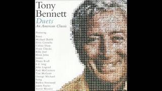 Tony Bennett - For Once In My Life (Duet with Stevie Wonder)