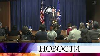 США вновь обвинили Россию во вмешательстве в президентские выборы 2016 года.