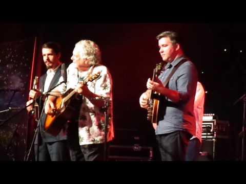 Peter Rowan Bluegrass Band - Panama Red/Freight Train @ National Folk Festival, 2016.