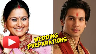 Shahid Kapoor's Mother Talks About His Marriage Preparations