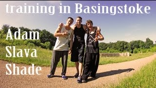 Basingstoke (nice day) 3run