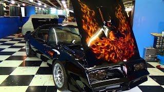 """1977 Pontiac Trans Am """"Super Bandit"""""""