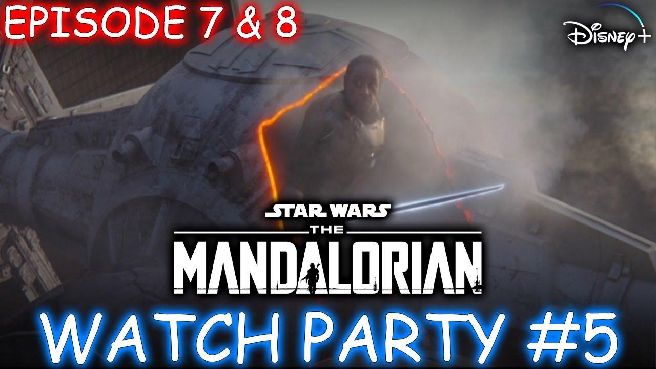 View Download Mandalorian Episode 8  PNG