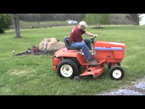 "Gravely Professional 16G 16-G 50"" Cut Lawn And Garden Tractor PTO Hand Clutch For Sale"