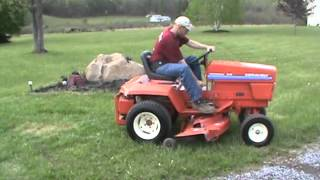 """Gravely Professional 16G 16-G 50"""" Cut Lawn And Garden Tractor PTO Hand Clutch For Sale"""