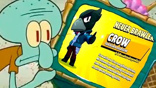 Box opening pains with Squidward 🥦 | He broke TV 🍉