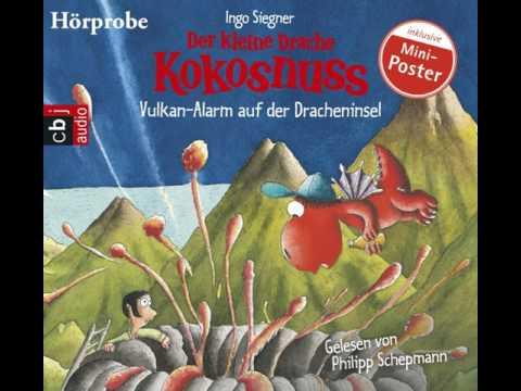 Der kleine Drache Kokosnuss YouTube Hörbuch Trailer auf Deutsch