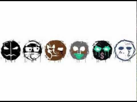 Hollywood Undead  Dead In Ditches Sped Up