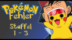 Fehler im Pokemon Anime ReUp (Staffel 1 - 3) [Deutsch - German]