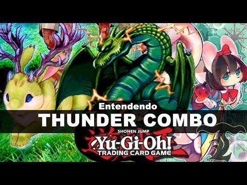 Yu-Gi-Oh! - Thunder Combo: Entendendo o Deck e Sua Existência