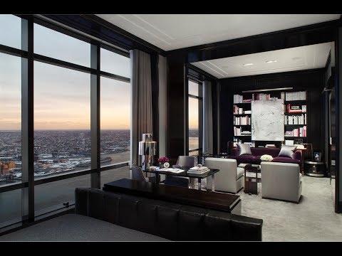 Trump World Tower Modern Penthouse | in Manhattan| HD