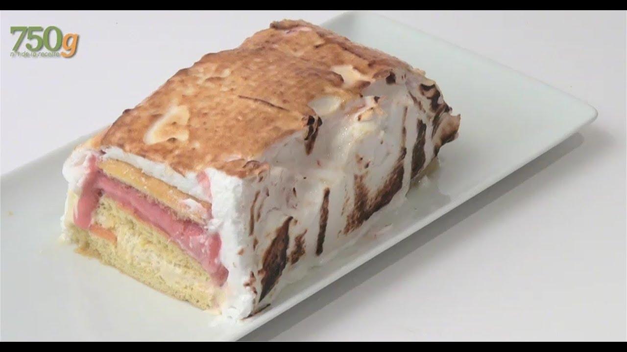 Souvent Recette de l'omelette Norvégienne - 750 Grammes - YouTube US09