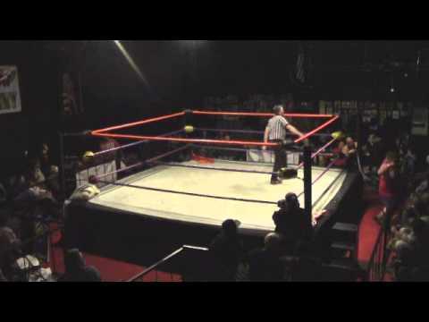 Boris Baranov VS Lee Hawkins Russian Chain Match