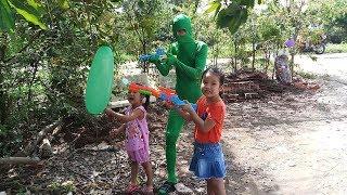 Trò Chơi Khu Rừng Bí Mật ❤ KN Cheno kn chânnel ❤ Đồ Chơi Trẻ Em toys for kids