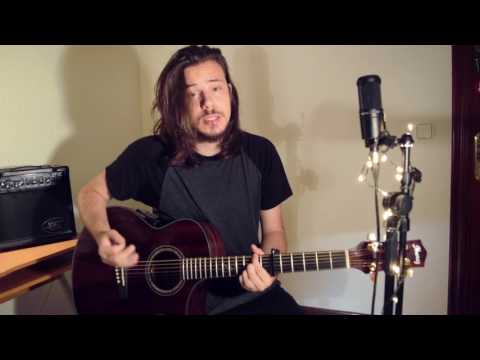 "Front Porch Step ""If I Tremble"" - Acoustic cover by Dani Dean"