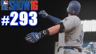 FINAL GAME AS A DODGER! | MLB The Show 16 | Road to the Show #293