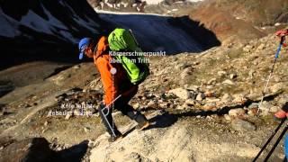 Trittsicherheit am Berg - Was bedeutet das?