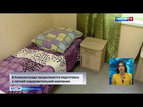 В Калининграде планируют выдать льготные путёвки на летний отдых детей