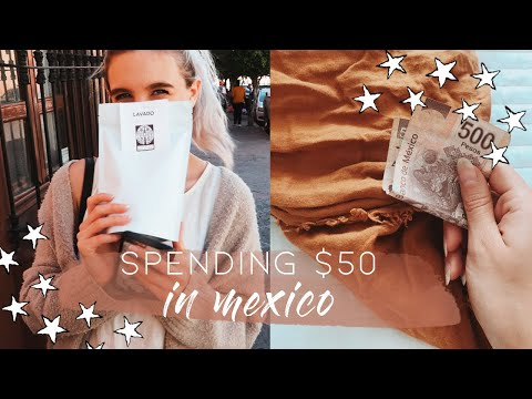 AVERAGE DAILY COST IN MEXICO   IS MEXICO CHEAP? // AMERICANS LIVING IN MEXICO