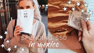 AVERAGE DAILY COST IN MEXICO | IS MEXICO CHEAP? // AMERICANS LIVING IN MEXICO