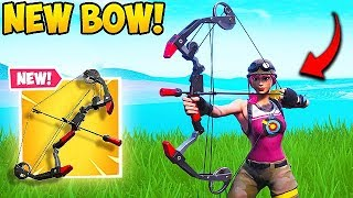 *NEW* BOOM BOW IS INSANE! - Fortnite Funny Fails and WTF Moments! #515