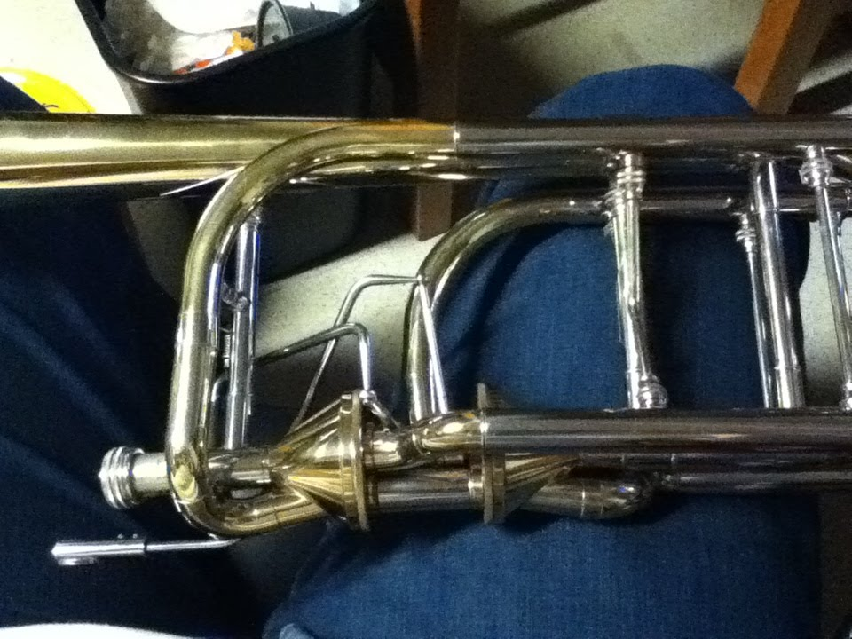 Shires Bass Trombone