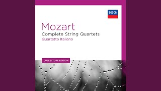 Mozart: String Quartet No.13 in D minor, K.173 - 1. (Allegro ma molto moderato)