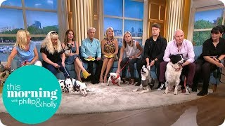 Mission to Re-home 52 Dogs: We Meet Their New Families | This Morning