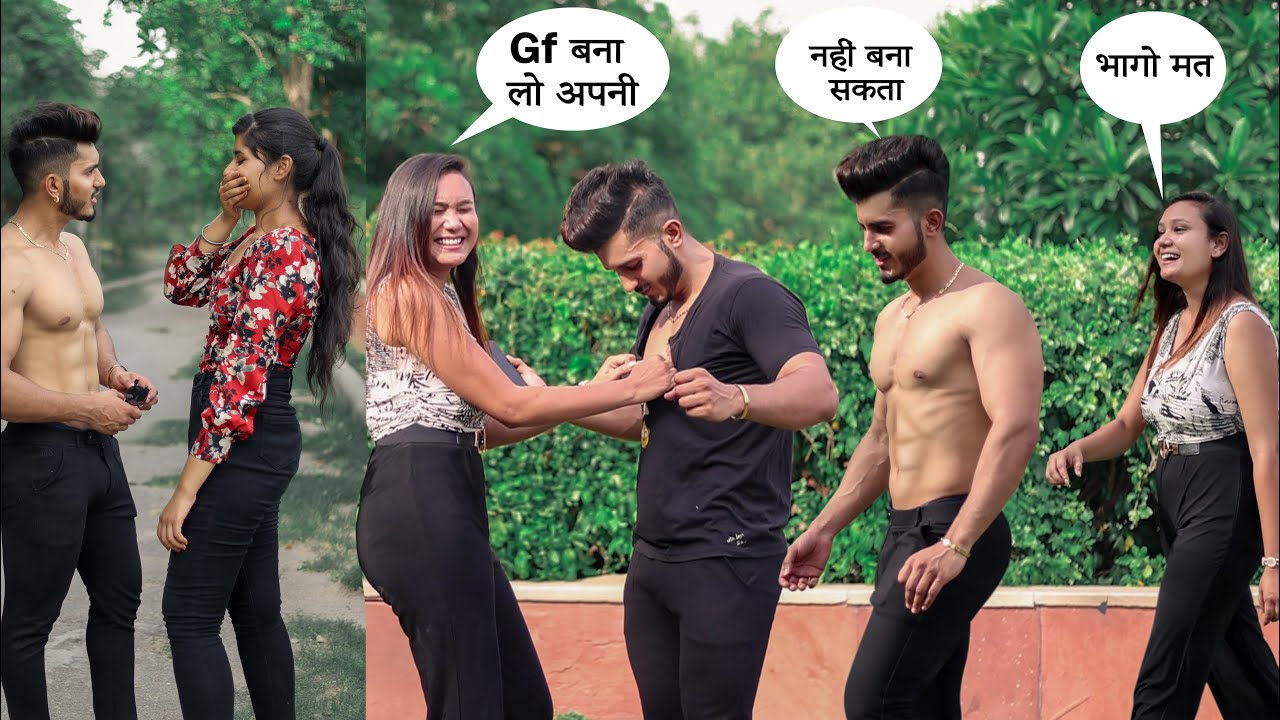 Paying Girls 2000rs If They Can Rip Off My T-Shirt_ Part 2 | Sam Khan